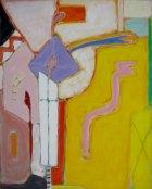 1980, Feestje, 100 x 80 cm
