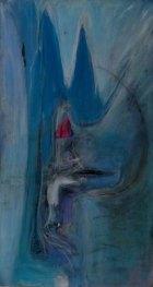 1981, Explosie, 130 x 70 cm