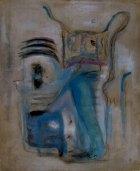 1985, het Konijn, 110 x90 cm