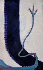 1985, Maanlicht, 130 x 80 cm