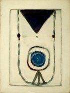 1987, Jongetje, 60 x 40 cm