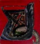 1988, Alphons, 88 x 73 cm