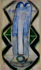 1988, Cactus, 180 x 104 cm