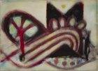 1989, Twents landschap, 85 x 125 cm
