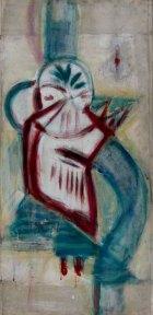 1998, In de Boom, 117 x 57 cm