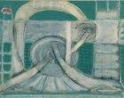1991, de Waterleiding, 70 x 90 cm