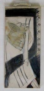 1992, Boodschappentas, 61 x 25 cm