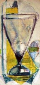 1992, Jenevertje, 100 x 50 cm