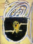 1993, Kanariepiet, 40 x 30 cm