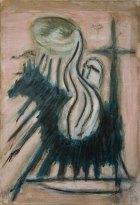 1993, Waterman, 95 x 65 cm