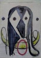 1996, Anna Louise, 84 x 60 cm