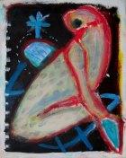 1996, Gesprek, 50 x 40 cm