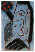 2000, Ins Blaue Hinein, 60 x 40 cm