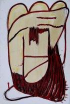 2002, Opblaasbaar, 90 x 60 cm