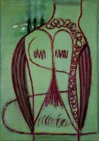 2002, Rode Boer, 120 x 85 cm