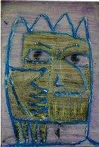2003, Dompteur, 66 x 45 cm