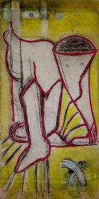 2004, Referenties, 109 x 55 cm