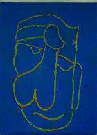 2005, Blues Brother2, 98 x 70 cm