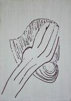 2005, een Warme Dag, 120 x 84 cm