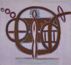 2005, Machinepark, 140 x 129 cm