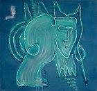 2005, Metaal Moeheid, 109 x 112 cm