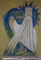 2006, M.D., 146 x 100 cm
