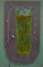 2007, Biertje, 93 x 60 cm
