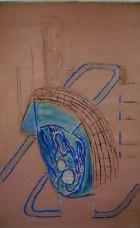 2007, Bouwvakker, 146 x 90 cm