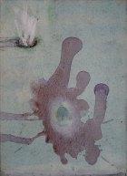 2007, een Plons, 41 x 30 cm