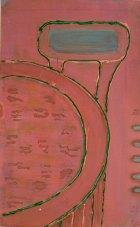 2010, Interieur, 168 x 110 cm
