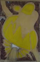 2016, Flipperkast, 100 x 157 cm