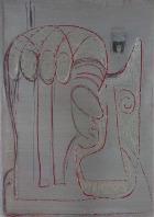2019-17, De Slager, 131 x 91 cm